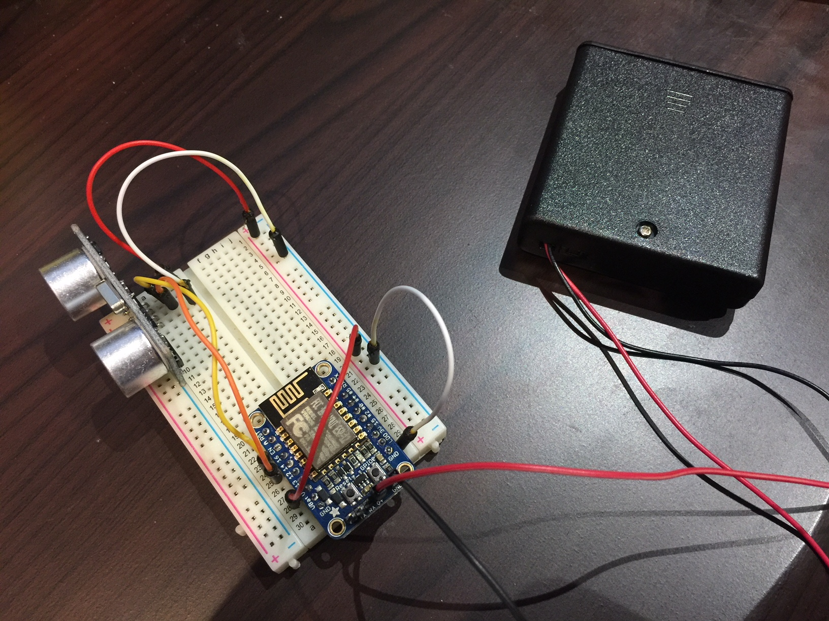 Pond Water Level using NodeJS and Arduino –Virtual Reality