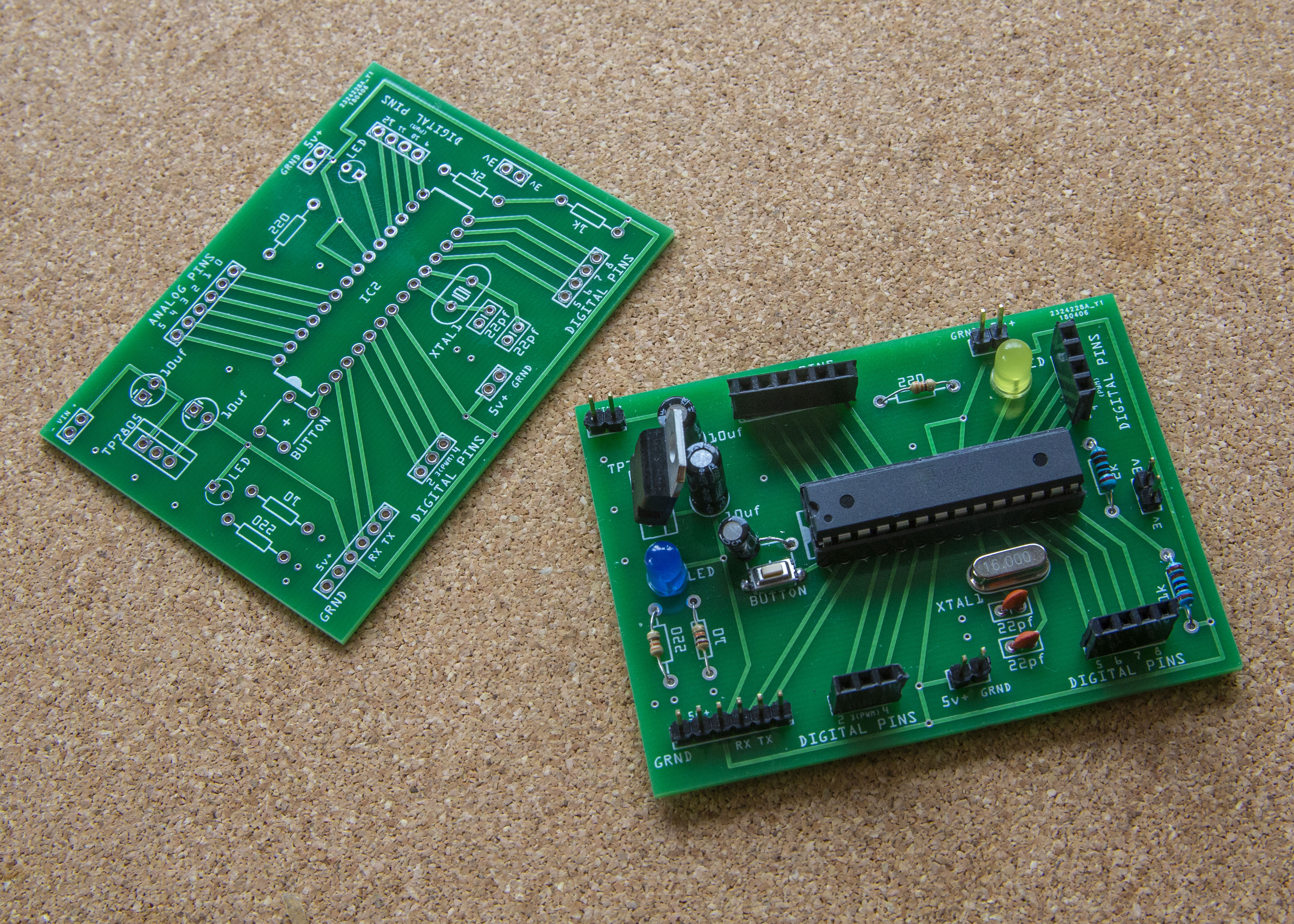 Design and Manufacturing PCB –Virtual Reality Developer